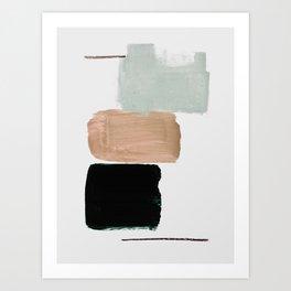 minimalism 15 Art Print