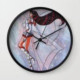 Super Cosmic Sailor Mars Wall Clock