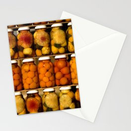 Sweet fruits Stationery Cards