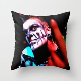 Toxic Throw Pillow
