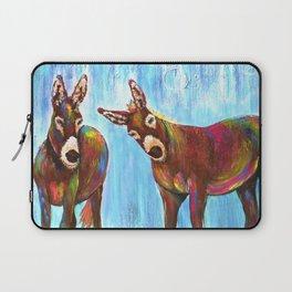 Donkeys Laptop Sleeve