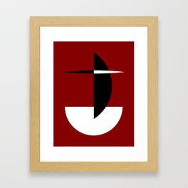 THE INQUISITOR Framed Art Print