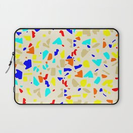 Colourful chips pattern- geometric Laptop Sleeve