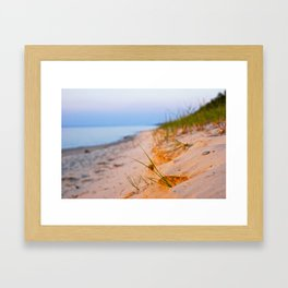 The Perfect Beach Framed Art Print