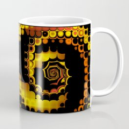 TGS Fractal Abstract 3 Coffee Mug