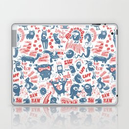 Merry Monsters Laptop & iPad Skin