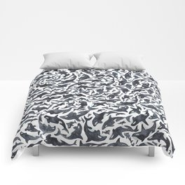 Whale, Orca Comforters