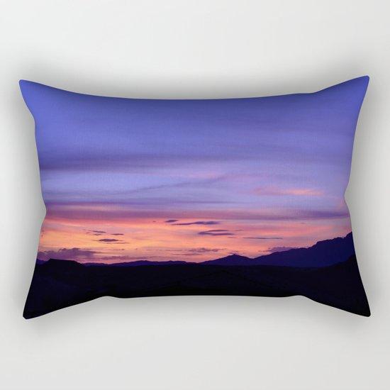 Southwest Sunrise Rectangular Pillow