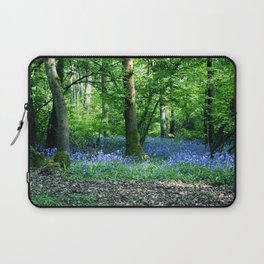 The Bluebell Dell Laptop Sleeve