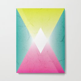 Simple form Metal Print