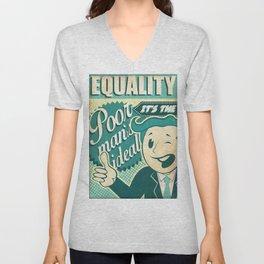 Equality Unisex V-Neck