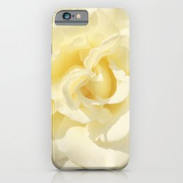 Rose Photography   Yellow  Flower   Floral iPhone Case