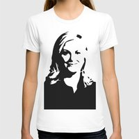 leslie knope T-shirts featuring Leslie Knope by Bjarni Bragason