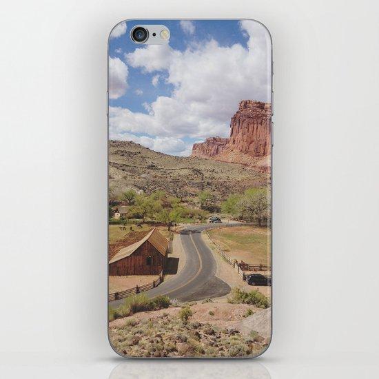 Capitol Reef iPhone & iPod Skin