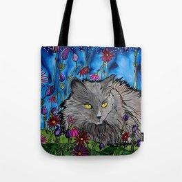 India the Pretty Kitty Tote Bag