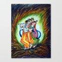 Radha Krishna  by hlmalik