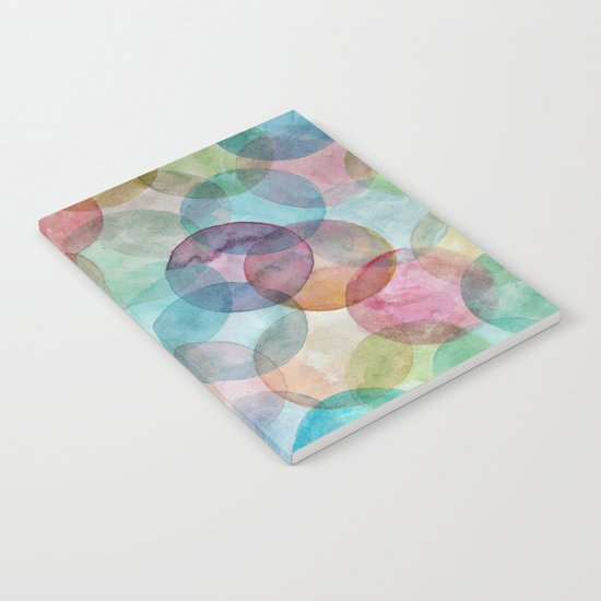 Crystalline Notebook