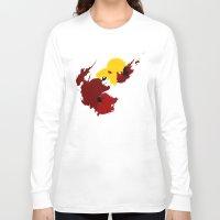 harley quinn Long Sleeve T-shirts featuring Harley Quinn by Williams Davinchi