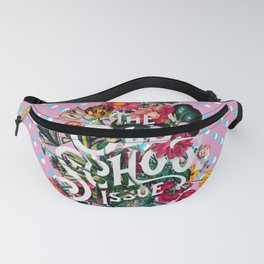 The Old School Fanny Pack