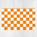 Checker (Orange/White) by 10813apparel