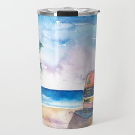 Key West Florida USA Southernmost Point of The USA Travel Mug