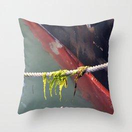 Hangin' On! Throw Pillow