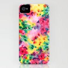 Flourish iPhone (4, 4s) Slim Case