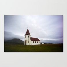 Hellnar Canvas Print