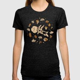 Triceratops Rocks! | Citrine Quartz T-shirt