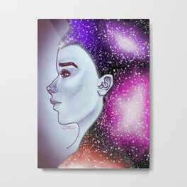 The Universe is Under No Obligation to Make Sense to You Metal Print
