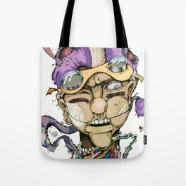 Pinocchio-ピノキオ Tote Bag