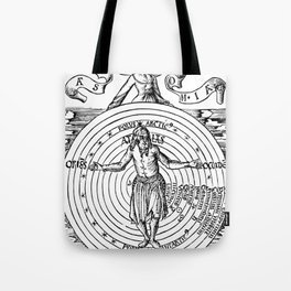 Geocentric Universe 1503 Tote Bag