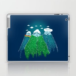 Cold Mountain Laptop & iPad Skin