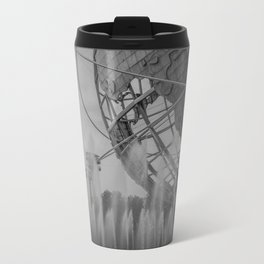 flushing... Travel Mug
