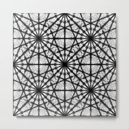 Repeating Signals Metal Print