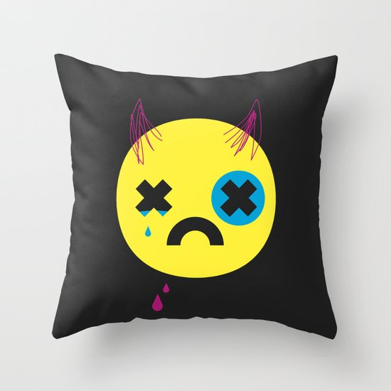 All Day Every Day Throw Pillow