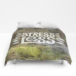 Stress Less Comforters