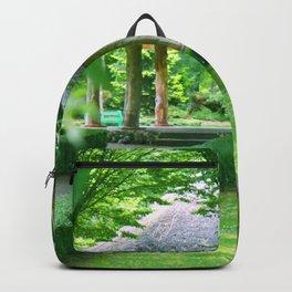 Green Gazebo Backpack