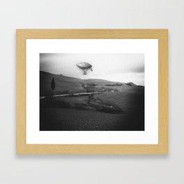 Tuscany Fly Framed Art Print