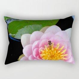 Butinage. Rectangular Pillow