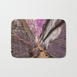 Gettysburg Grotto - Lavender Fantasy Bath Mat