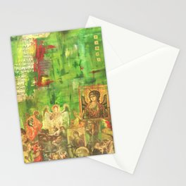 Peace Angels Stationery Cards