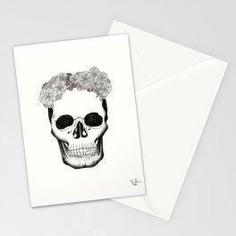 Calavera en Recuerdo Stationery Cards