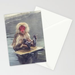 And...relax Stationery Cards