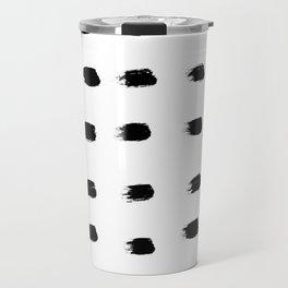 Jacques Pattern Travel Mug