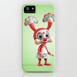 Lina Pippolina iPhone Case