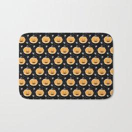 Happy Pumpkin - Pattern Bath Mat