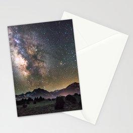 Milky Way, USA Stationery Cards