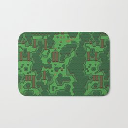 Gamers Have Hearts - The Lost Link Bath Mat