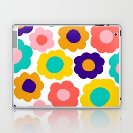 Flowers Pop Laptop & iPad Skin